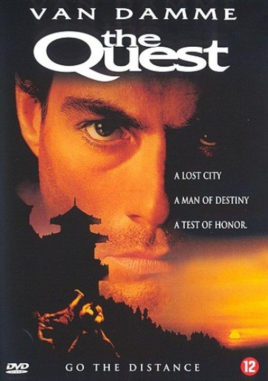 DVD cover van The Quest