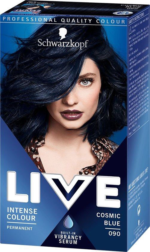 Live Color 90 Cosmic Blue