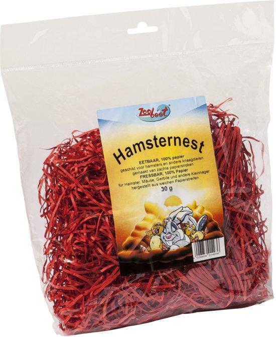 Zoobest Nestmateriaal Papier 30 g