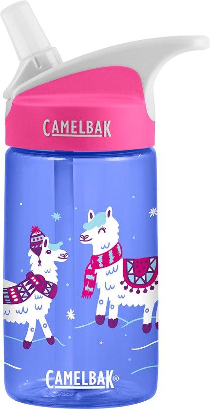 18d0cbeb941 bol.com   CamelBak Eddy Kids - drinkfles - 400 ml - Paars (Happy ...