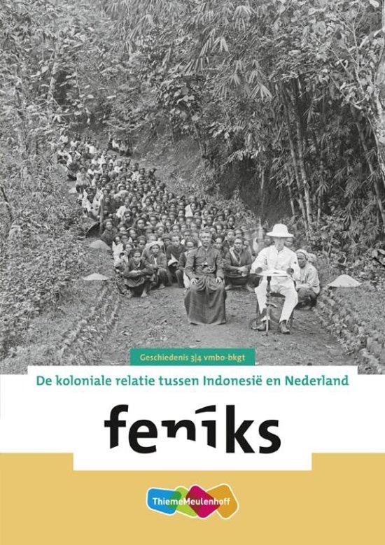 Feniks / 3/4 VMBO-bKGT / deel Themakatern
