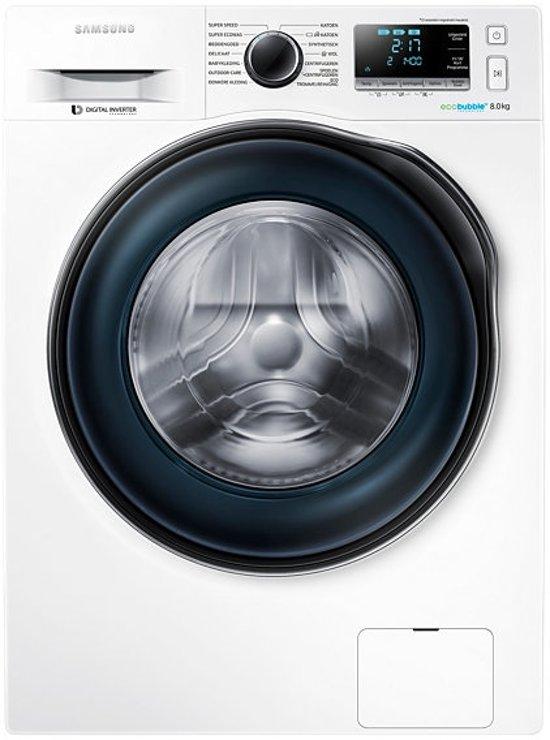 Samsung WW80J6400CW Eco Bubble