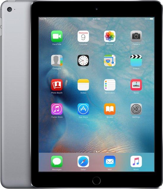 Apple iPad Air - 16GB - Spacegrijs - inclusief accessoires pakket
