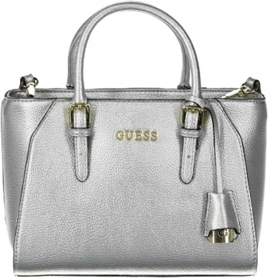 Guess Tas Sissi Small Satchel Silver HWSISSP9436SIL