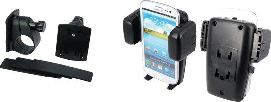 Originele HR-Richter universele Huawei telefoonhouder, adapter fietshouder - stuur houder.