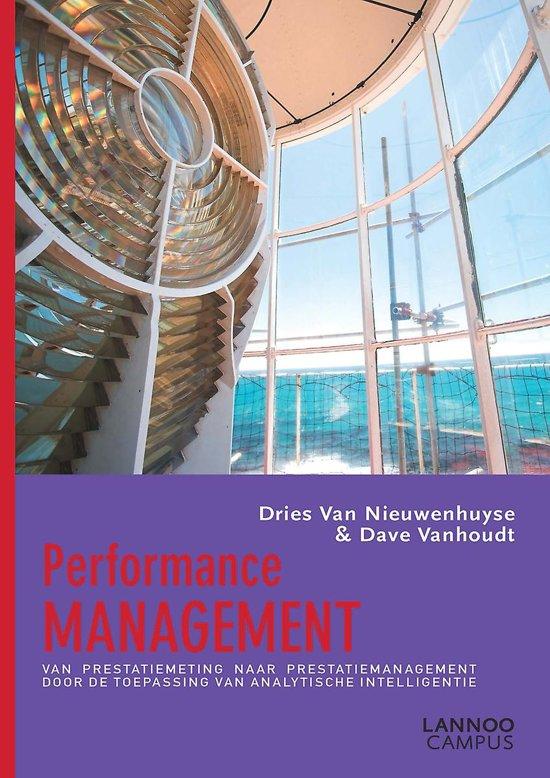 Cover van het boek 'Corporate performance management'
