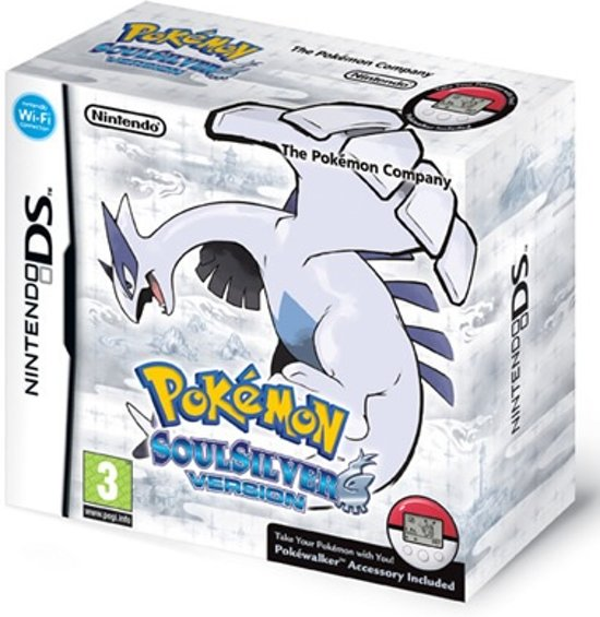Pokemon: Soulsilver