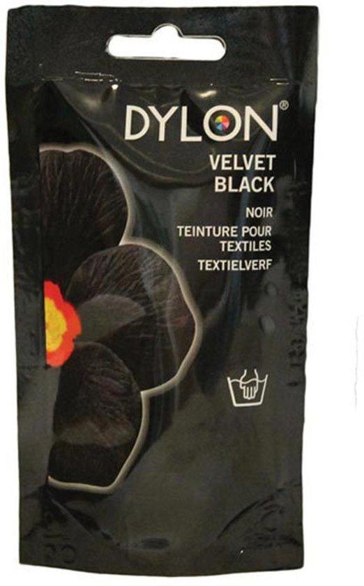 DYLON Textielverf - Velvet Black - handwas - 50 gr