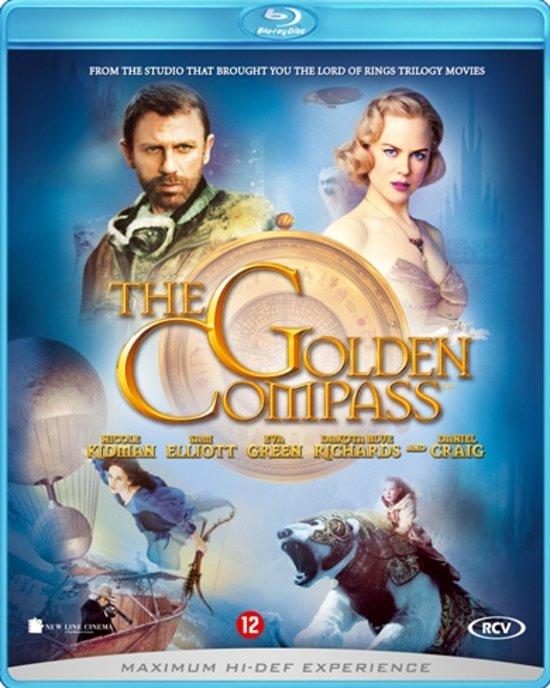 DVD cover van The Golden Compass (Blu-ray)