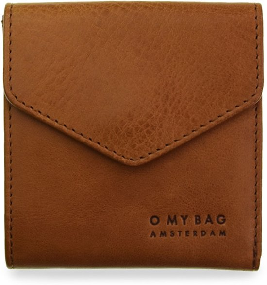 cf0509ba6aa O My Bag Portemonnees Georgies Wallet Bruin