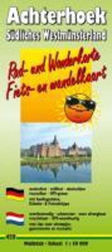 Rad- und Wanderkarte Achterhoek - Südliches Westmünsterland 1 : 50 000 - Publicpress pdf epub