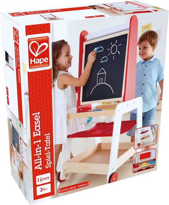 Hape Create & Display Tekenbord