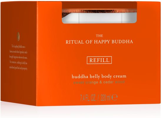 RITUALS The Ritual of Happy Buddha Bodycrème refill 220 ml