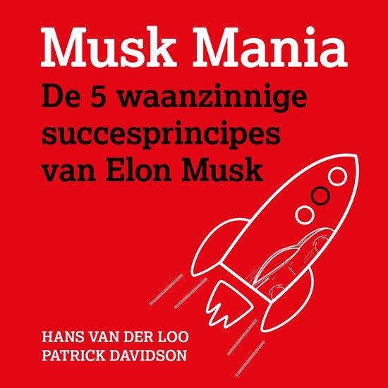 Boek cover Musk Mania van Hans van der Loo (Onbekend)