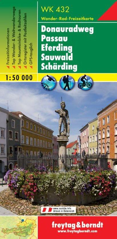Donauerradweg • Passau • Eferding • Sauwald • Schärding