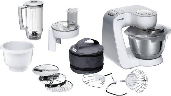 Bosch MUM58234 Keukenmachine - MUM5 Styline - Wit