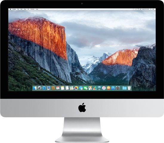 Apple iMac 21,5 inch (2017) - All-in-One Desktop