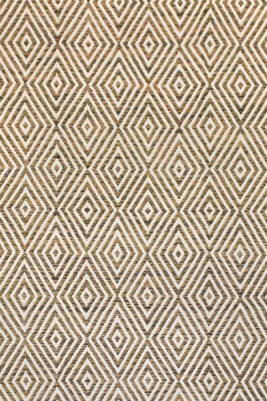 Kayoom - Vloerkleed - Tapijt - Aperitif 310 - Beige/Bruin - 160x230cm