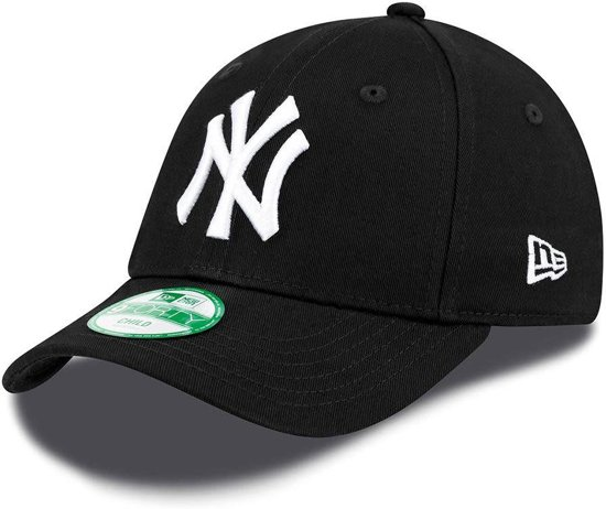 96688962dbfb5 New Era Cap NY Yankees League Basic Kids 9FORTY - Youth