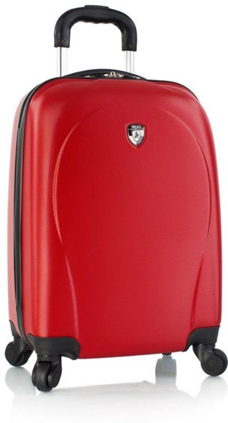 """Heys Xcase Spinner 21"""" (53 cm) - Red"""