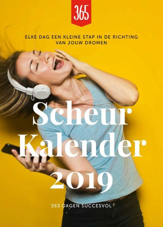 bol   365 dagen succesvol scheurkalender 2019