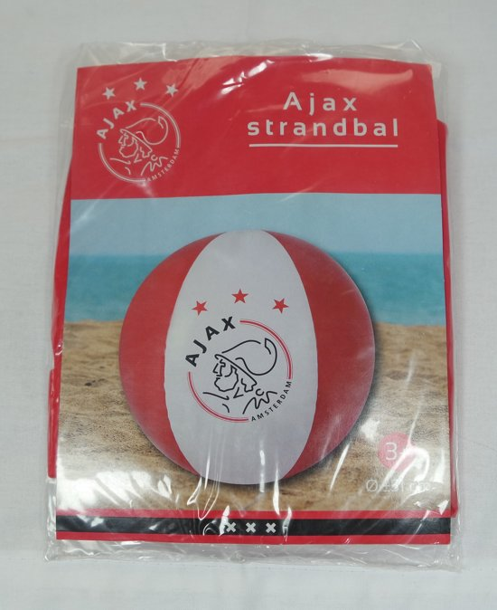 Ajax strandbal
