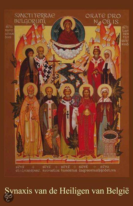Synaxis van de Heiligen van België - Hegumen Thomas |