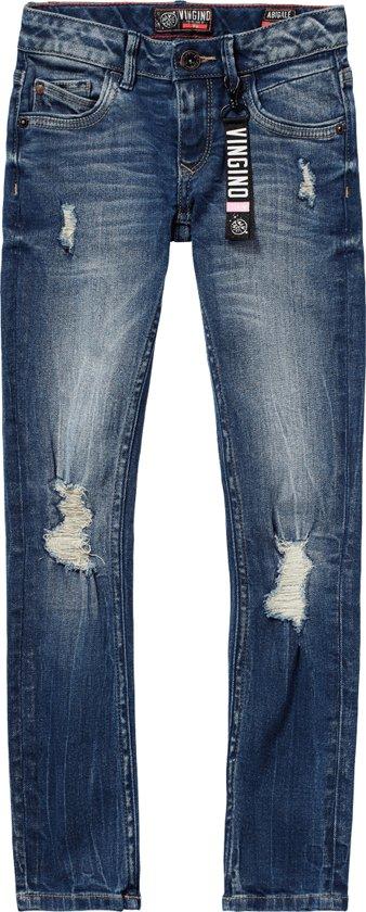 hier online hier online goede pasvorm Vingino skinny jeans GIRL