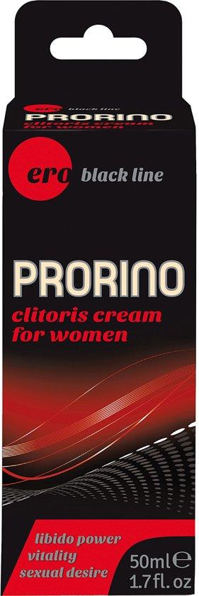 Stimulerende clitoris crème 50 ml