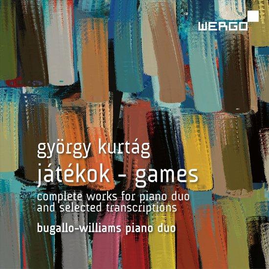 György Kurtág: Játékok - Games