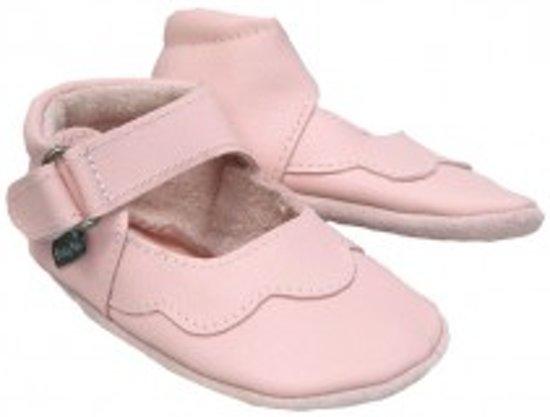 Baby Paws babyslofjes Cindy roze