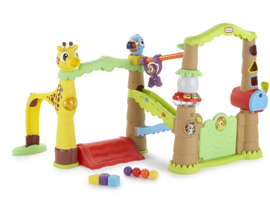 Little Tikes Activity Garden Treehouse - Activity-center
