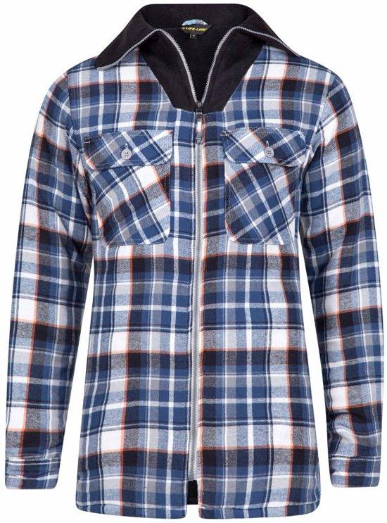 Flanel Heren Peter Life Shirt line 1Sav1qwn