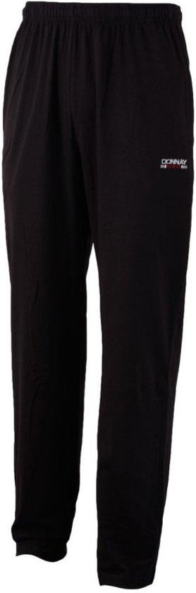 Donnay Joggingbroek dunne kwaliteit - Sportbroek - heren - Maat XS - Zwart