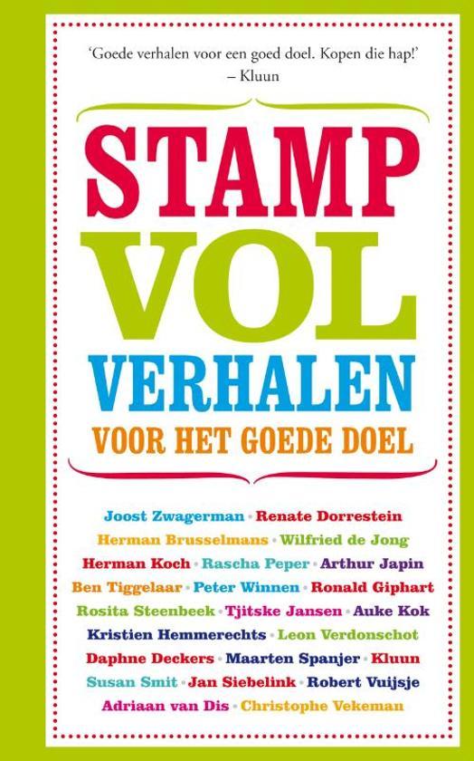 Boek cover Stampvol Verhalen van Stanley Tucci (Hardcover)