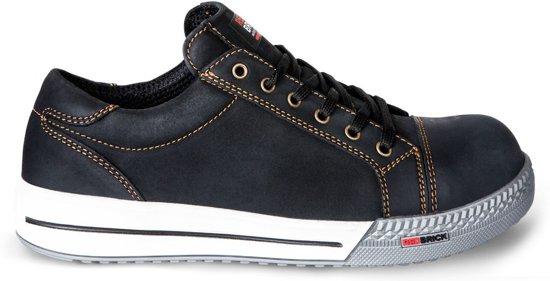 Redbrick Bronze Werkschoenen - Laag model - S3 - Maat 46 - Zwart