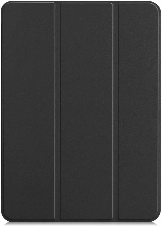 Apple iPad Pro 11 hoes -  Tri-Fold Book Case - Zwart
