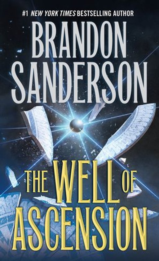 Bol Com Mistborn The Well Of Ascension Ebook Brandon