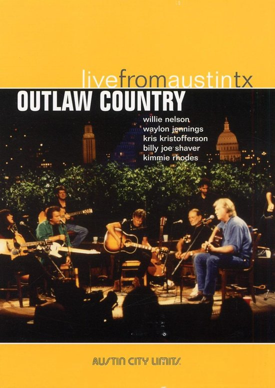 Outlaw Country-Live From Austi