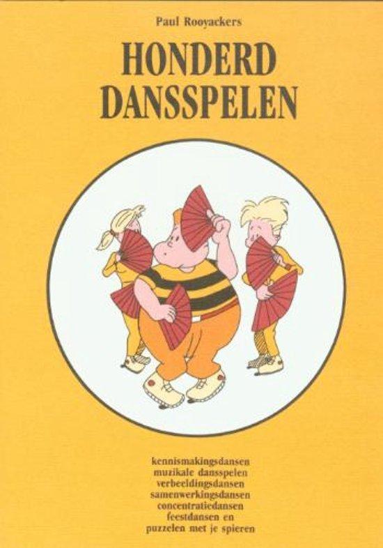 Educatieve spelenboeken 3 - Honderd dansspelen