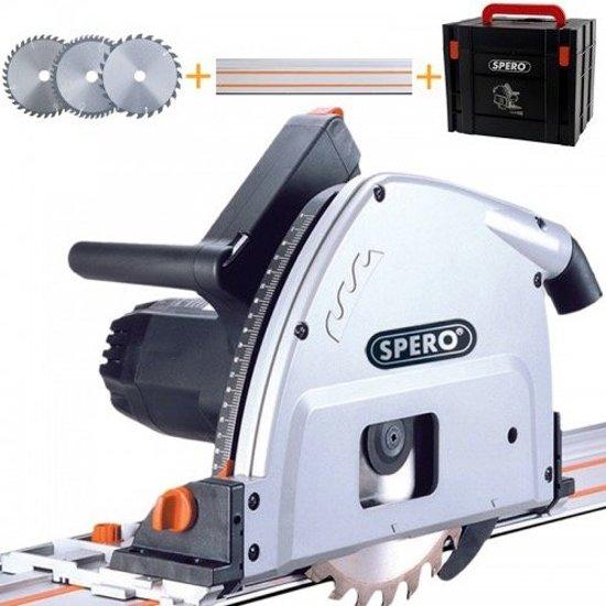 Spero Inval handcirkelzaag SP2120 - 1600Watt, diepte 85mm