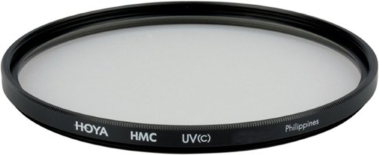 Hoya 58mm UV (protect) multicoated filter, HMC+ series