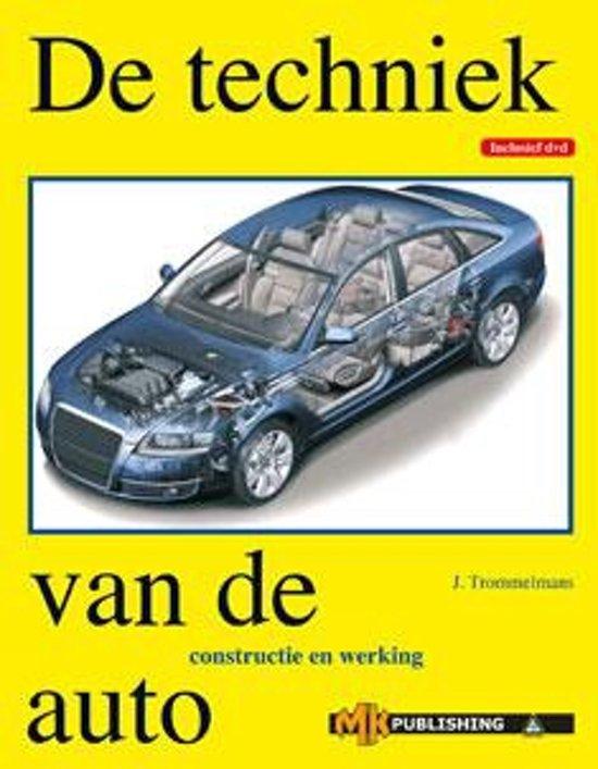 De techniek van de auto - J. Trommelmans