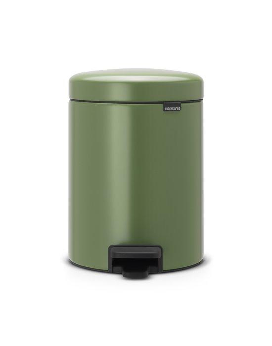 Brabantia NewIcon Pedaalemmer 5 Liter Groen