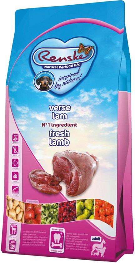 Renske Adult Lam Graanvrij - Hondenvoer - 2 kg