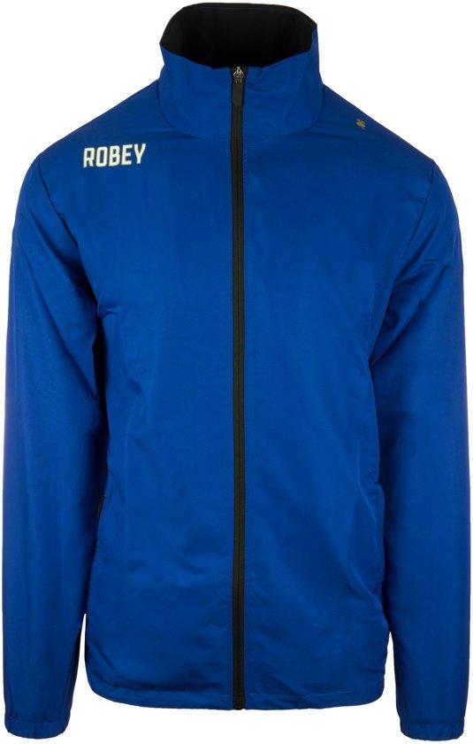 Robey Presentation Jack - Voetbaljas - Royal Blue/Black - Maat L