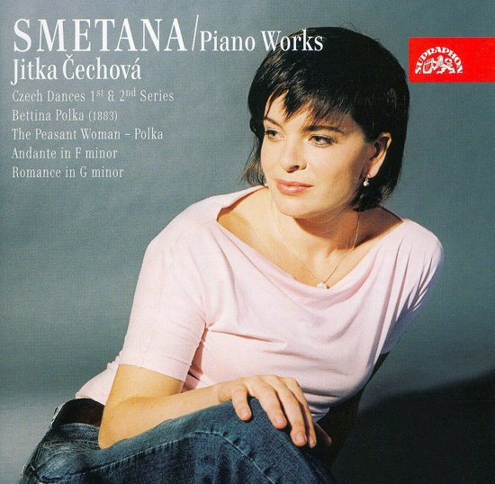 Piano Works 3 (Czech Dances, Bettin