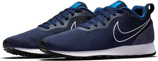 Nike - Md2 Coureur Peur Baskets Maille - Hommes - Chaussures - Noir - 44,5