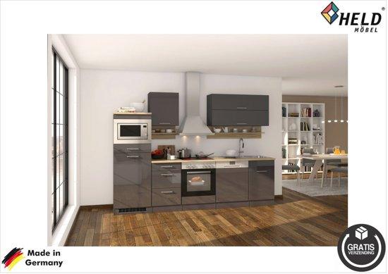 Keuken Wandkast 8 : Bol held rechte keuken florence compleet incl apparatuur