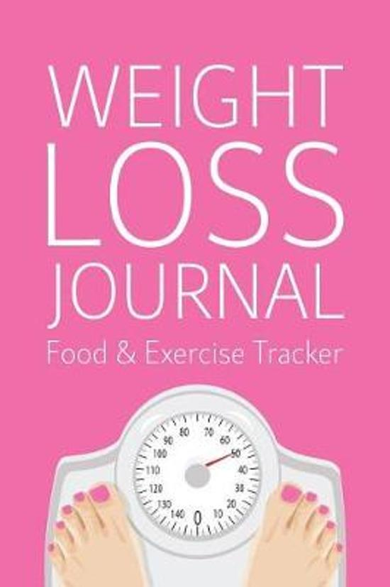 Weight Loss Journal - Food & Exercise Tracker